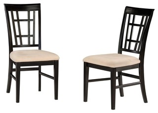 Montego Bay Dining Side Chair Set Of 2 Ant Traditional Dining Chairs