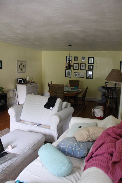 need help for my living dining room