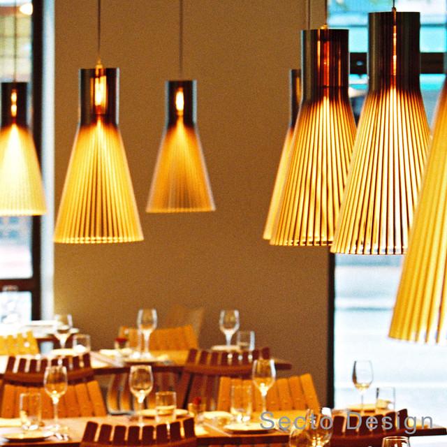 Secto Design 4200 Modern Pendant Lighting Los Angeles By LoftModern