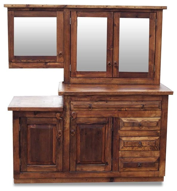 Lastest  Handmade Vanity Unit  Rustic Painted Furniture  FampB Stunning  EBay