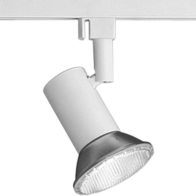 Pendant Track Lighting Heads: Progress Lighting Universal 1-Light Track Head
