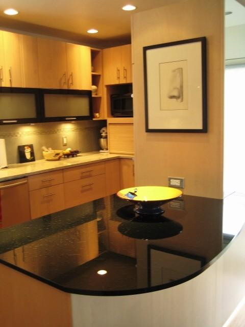 Bremerton 39 S Manette Water Front Home Modern Kitchen Seattle By Wyland Interior Design Center