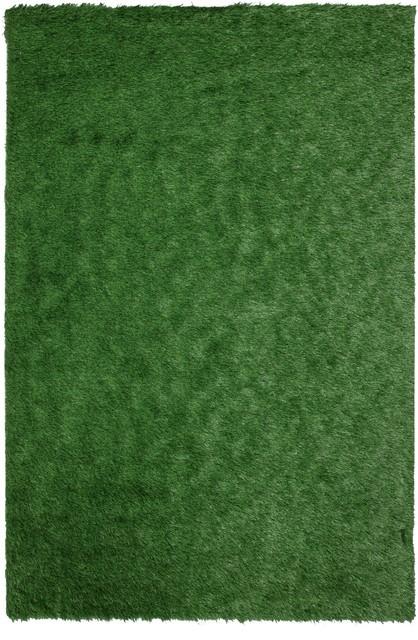Panoramic Green Turf Green Outdoor Indoor 5 x 12 Runner