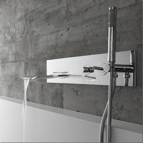 rubinetti per vasca da bagno specchio contenitore bagno leroy merlin specchi