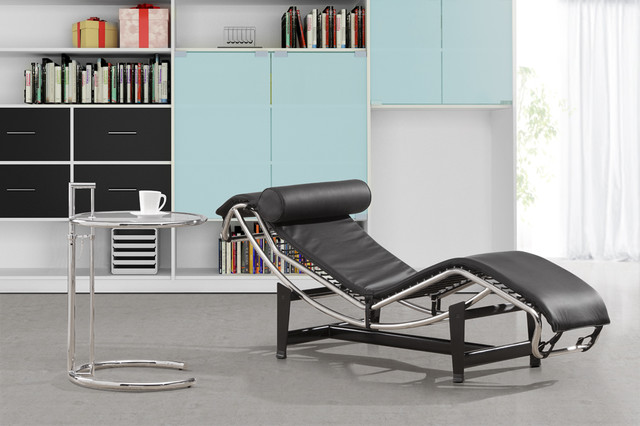 le corbusier lc4 chaise. Black Bedroom Furniture Sets. Home Design Ideas