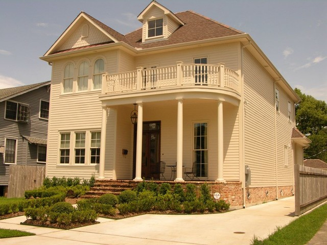 Custom southern homes new orleans di cypress creations llc for Southern custom homes