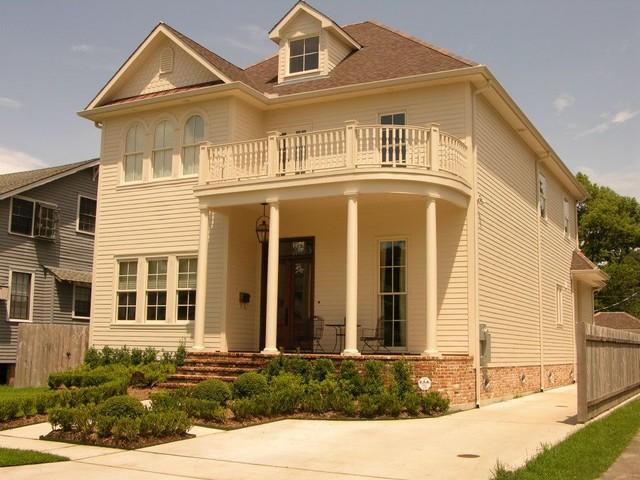 Custom Southern Homes New Orleans Di Cypress Creations Llc