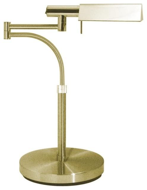 swing arm transitional desk lamp x transitional desk lamps. Black Bedroom Furniture Sets. Home Design Ideas