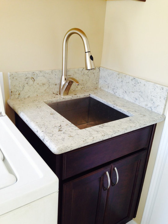 Small Laundry Room Laundry Room Design Ideas, Pictures, Remodel ...