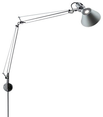 Artemide Tolomeo Mini Led Wall Sconce Wall Sconces By Interior Deluxe