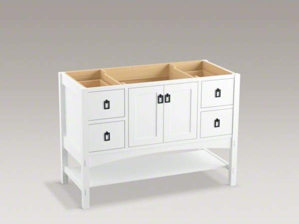 "KOHLER Marabou(TM) 48"" Vanity With 2 Doors And 4 Drawers"