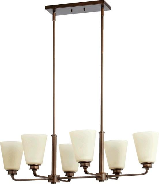 Quorum Lighting Friedman Modern / Contemporary Kitchen