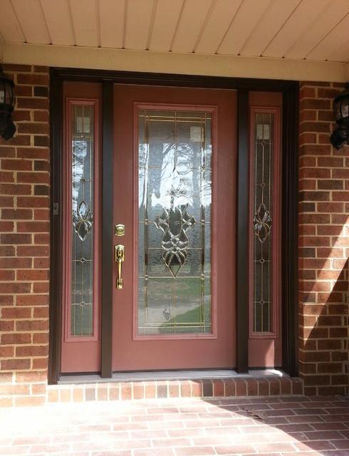 Front entrance door replacement for Front door replacement