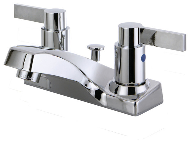 ... inch Centerset Lavatory Faucet contemporary-bathroom-faucets-and
