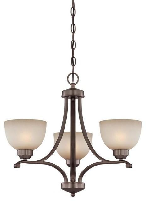 minka lavery paradox 3 light chandelier chandeliers by. Black Bedroom Furniture Sets. Home Design Ideas