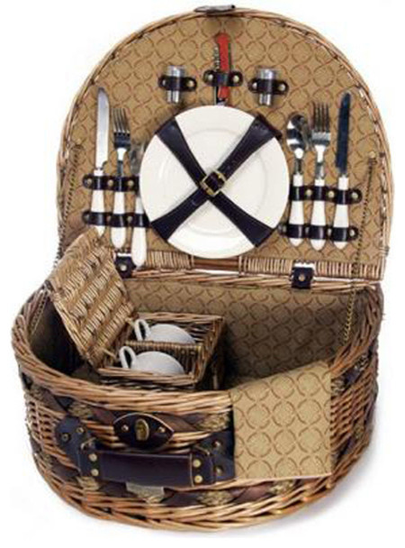 Image Result For Classic Willow Person Picnic Basket