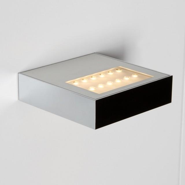 air maxx led 130 wandleuchte bauhaus look wandleuchten. Black Bedroom Furniture Sets. Home Design Ideas