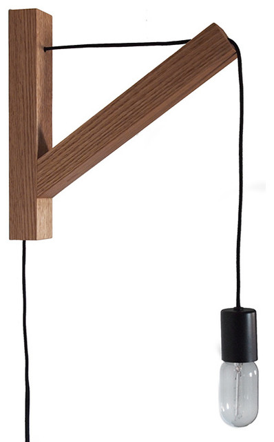 Wall Bracket Pendant Lamp : Bracket Wall Sconce - Dino Sanchez - Modern - Pendant Lighting - by HORNE