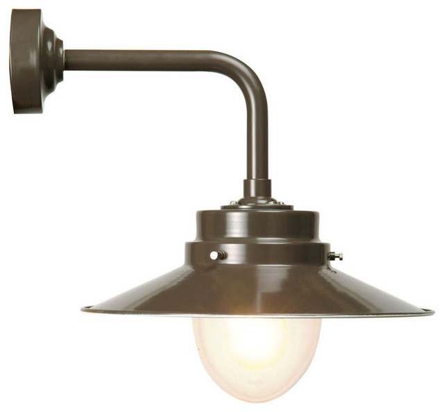 Belfast Lamp Traditional Outdoor Wall Lights Other Metro By Idyll Home