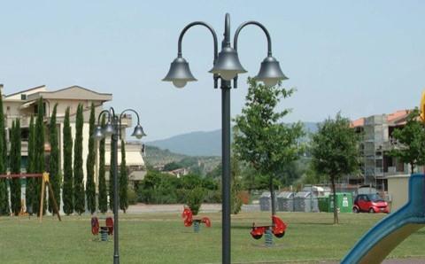 D coratif moderne lampadaire ext rieur other metro - Lampadaire exterieur moderne ...