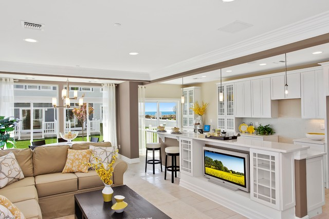 Beechwood Homes Arverne By The Sea Kitchen