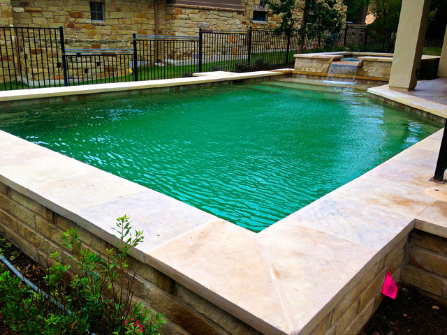 Just Steps from Swimming - austin - by Premier Pools and ...