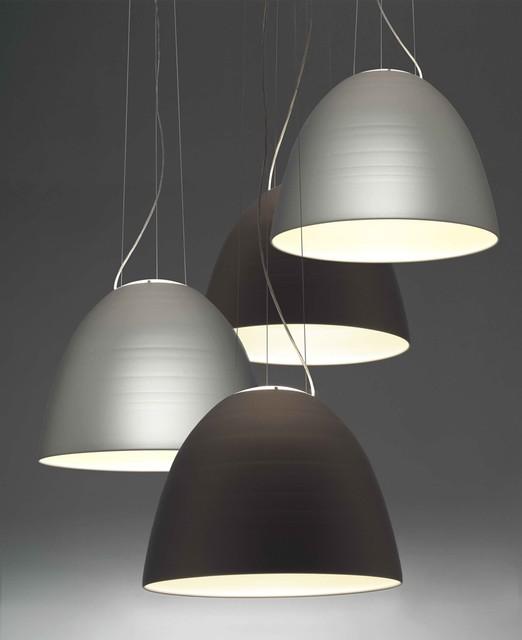 artemide nur mini pendelleuchte contemporary pendant lighting by prediger hamburg. Black Bedroom Furniture Sets. Home Design Ideas