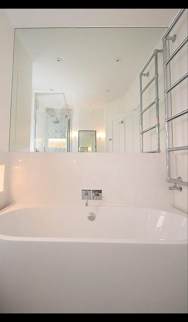 Contemporary Bathroom Contemporary Bathroom London By Aqua Build Uk Limited