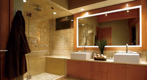 Horizontal Vs Vertical Led Mirror Lighting For A Bathroom