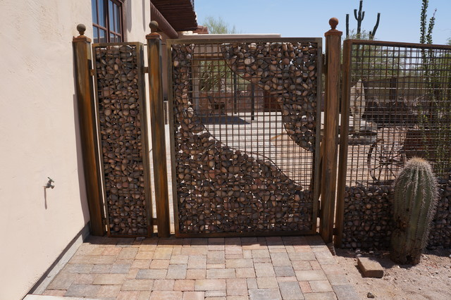 Gabions Rock Baskets