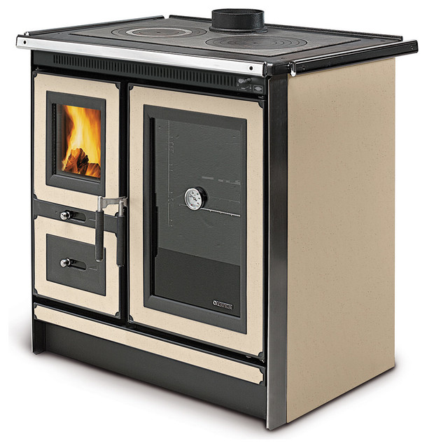 modern wood cooking stove 2