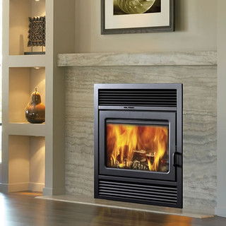 Supreme Galaxy Zero Clearance Classic Wood Fireplace - Traditional - Indoor Fireplaces - detroit ...