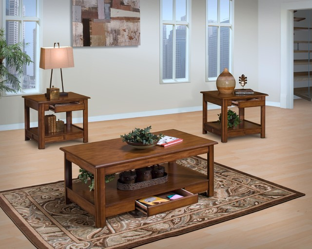 New Classic Furniture Crestline Living Collection