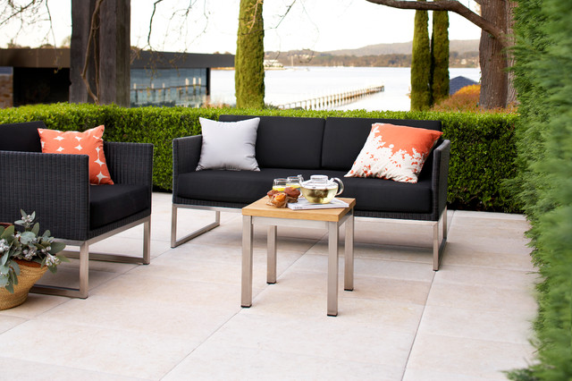 Outdoor furniture collection contemporary outdoor for Outdoor furniture los angeles