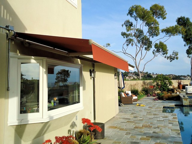 retractable window awning los angeles par superior