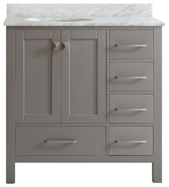 top without mirror transitional bathroom vanities and sink consoles