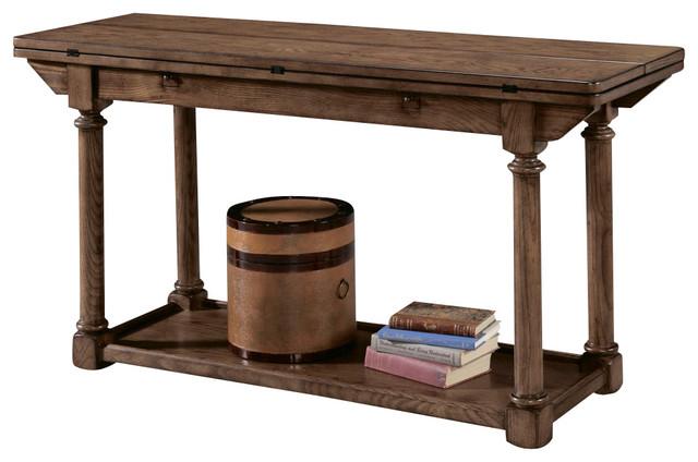 flip top sofa table traditional 3
