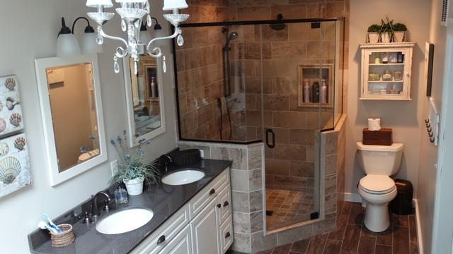 Avon Lake Bathroom Remodel Traditional Bathroom