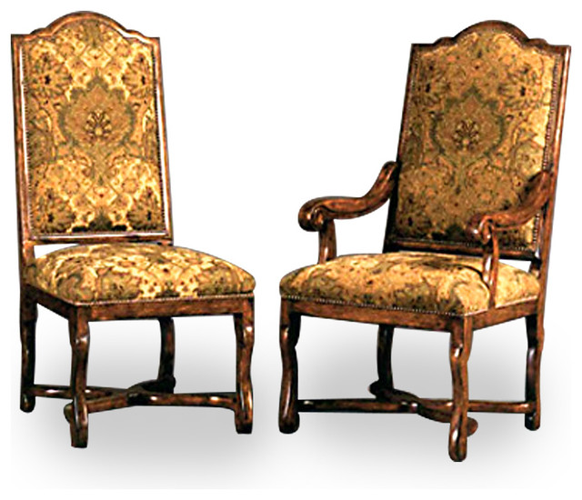8015 LOUIS XIV DINING CHAIR