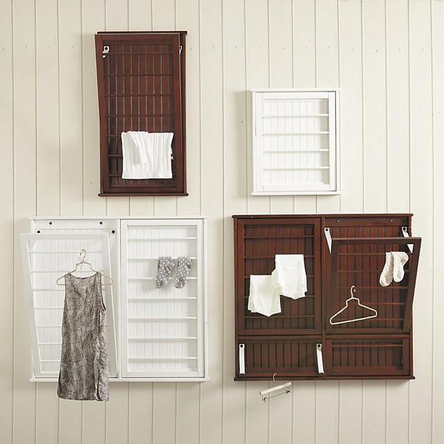 ballard designs beadboard drying rack hanging rail attempting creative ballard inspired drying rack