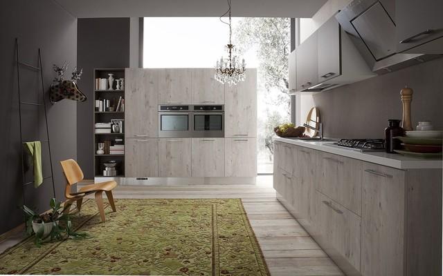 Effe quattro cucine modern kitchen cabinets other for Houzz cucine