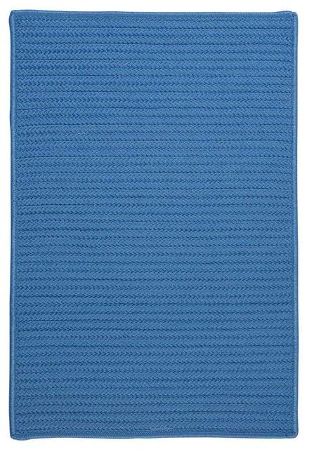 8 Square 8x8 Rug Blue Ice Indoor Outdoor Carpet