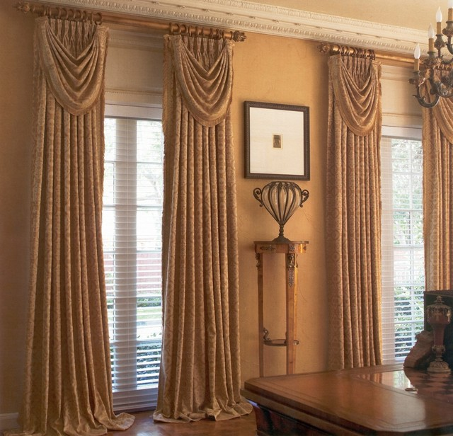 drapery projects ideas traditional curtains