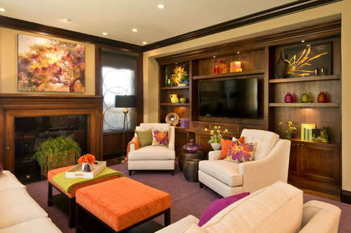 Robeson Design Family Room