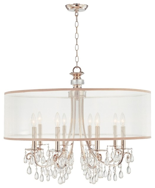"Hamptons Style Lighting: Hampton Collection 32"" Wide Chandelier"