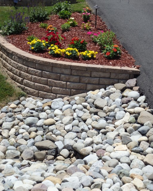 Decorative Stone And Sand : Decorative landscaping gravel and stone dc metro by