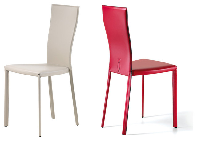 Nina Modern Dining Chair By Cattelan Italia Contemporary Dining