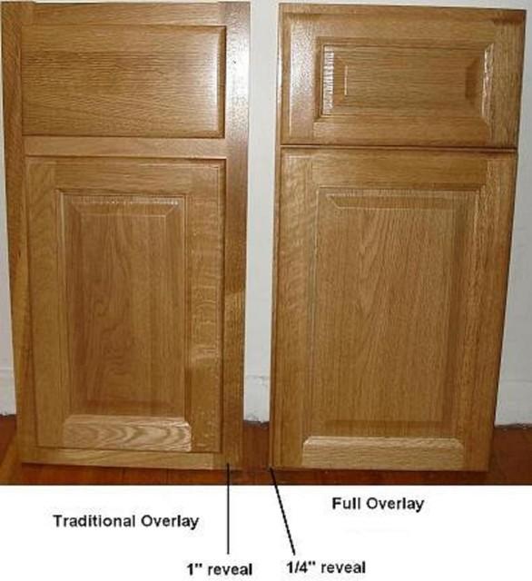 cabinet door size full overlay 1