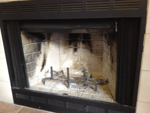 Wood Burning Gas Zero Clearance Fireplace