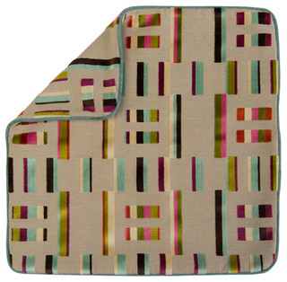 John Richard Pillow Geometric Prints AMP-131-A ...